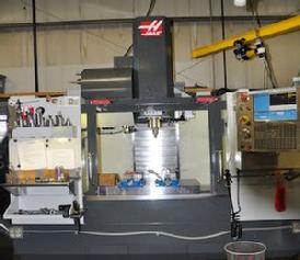 Camco Precision CNC Haas Mill
